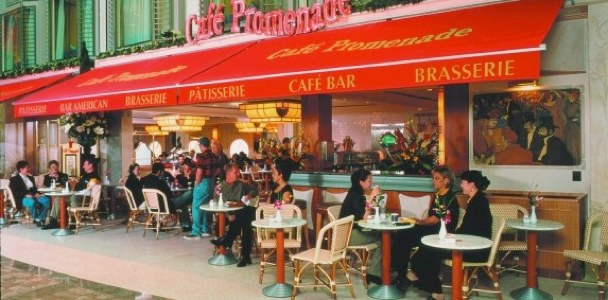 Voyager Classcom Pictures Of The Café Promenade